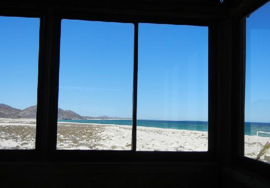 Cabo Pulmo Eco Palapa: View from the Eagle's Nest.