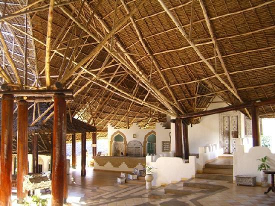 Diamonds Mapenzi Beach: struttura interna del villaggio