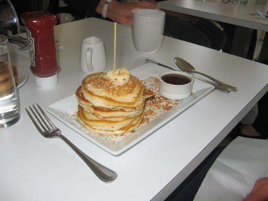 Addiction : Pancakes