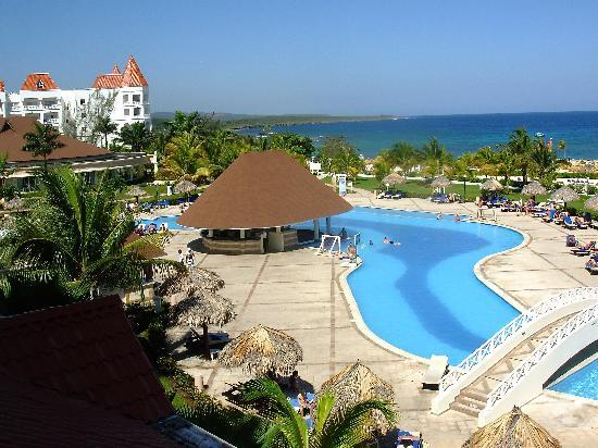 Bahia Principe Grand Jamaica: view from room balcony