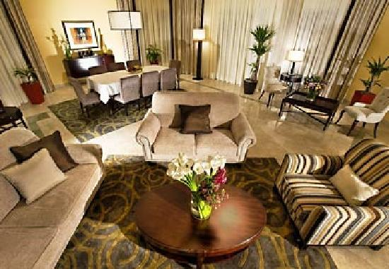 Dubai Marriott Harbour Hotel & Suites: Marriott Harbor Three Bedroom Suite