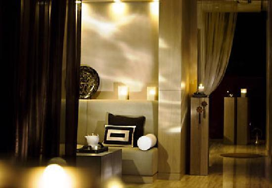 Dubai Marriott Harbour Hotel & Suites: Marriott Harbor Saray Spa