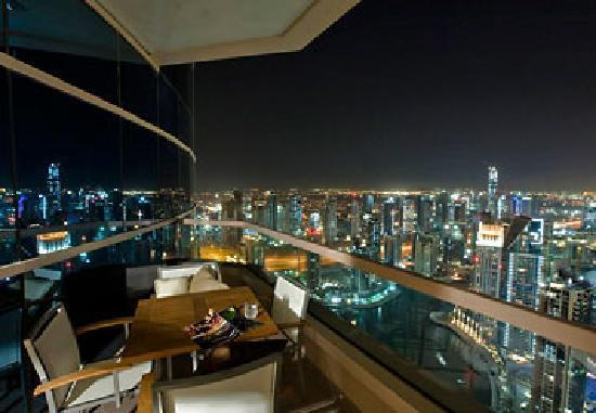 迪拜萬豪海港套房酒店張圖片