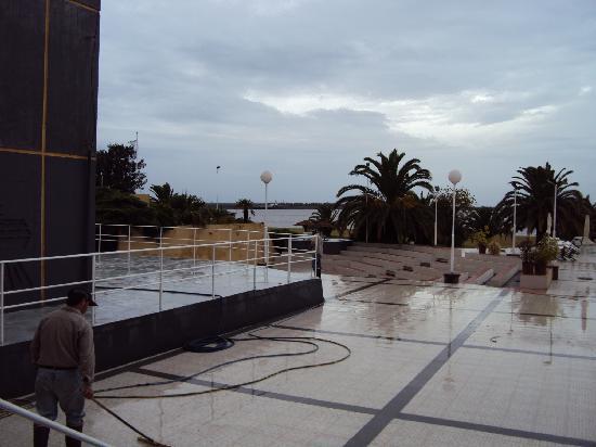 Marina del Faro: early hours....
