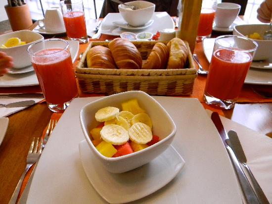 Hotel Casa Deco : Breakfast