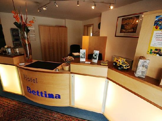 Hotel Bettina: Reception