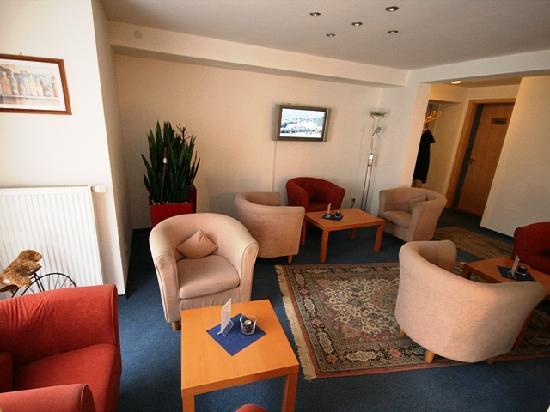 Hotel Bettina: Lobby