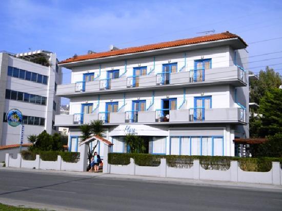 Plaza Hotel: Hotel facade