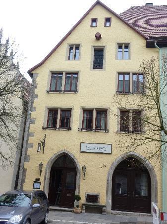 Hotel Herrnschloesschen: Das schöne Schloss