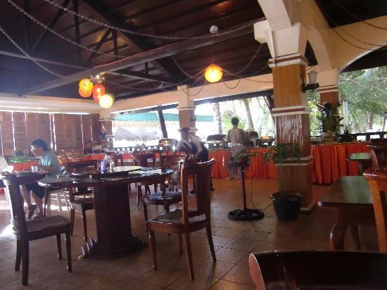 Pacific Cebu Resort: フレッシュマンゴージュースは毎日飲んでました☆最高☆
