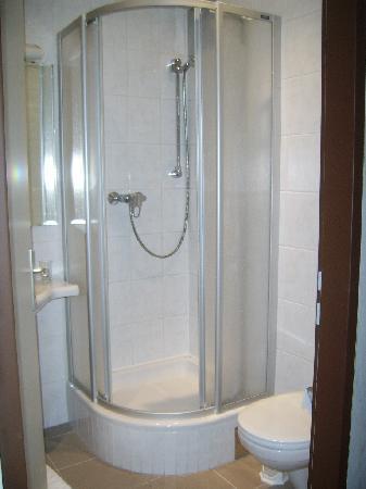 Hotel Admiral: La douche