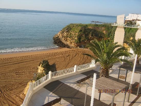 Rocamar Exclusive Hotel & Spa : balcony view