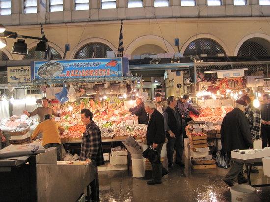 Κεντρική Αγορά της Αθήνας (Βαρβάκειος)