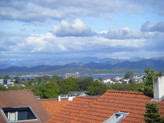 Scandic Forum: Stavanger area (view from my former home)