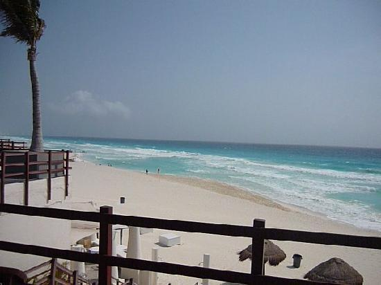 Grand Oasis Cancun: belle plage