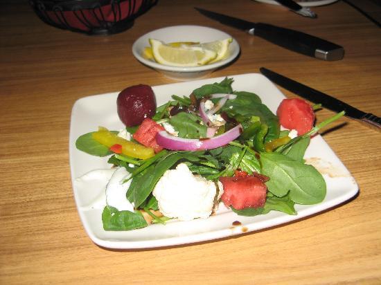 The Broiler: Salad