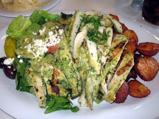 Kalamatas : Special of Day - Lebanese Chicken