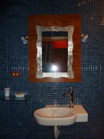 Paris Hotel: salle de bain