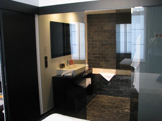 Be Manos: La salle de bain