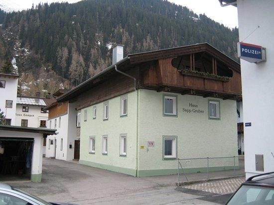 St. Anton am Arlberg, Österrike: Haus Sepp Gruber