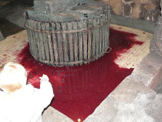 La Comédie : Le vin de notre papi, un bon moment à partager...