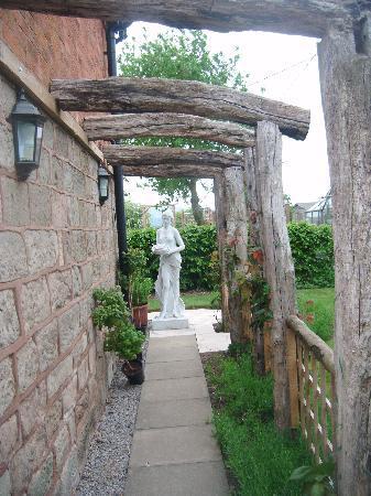 Windy Arbour Farm: Surrounding gardens