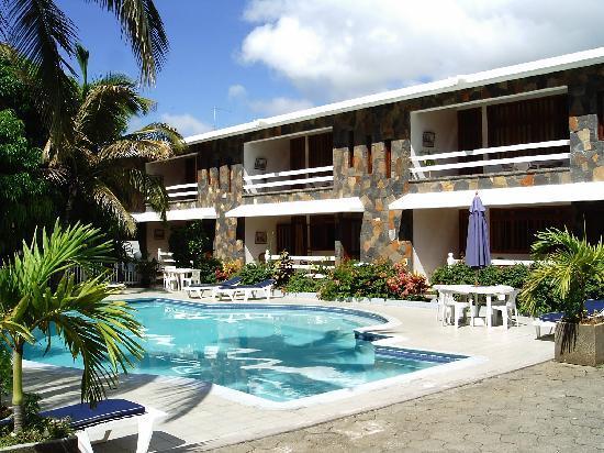 Villas Mont Choisy: résidence les appartements