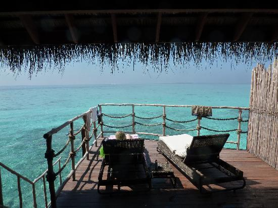 Constance Moofushi: View from 123