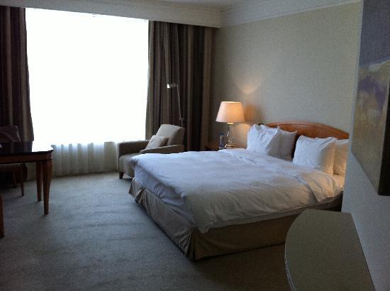 Hyatt Regency Belgrade: Bedroom