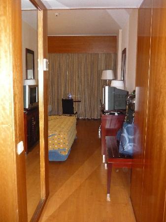 VIP Executive Santa Iria Hotel : entrada