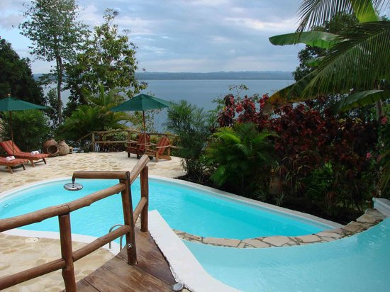 La Lancha Lodge: Nice swimming pool