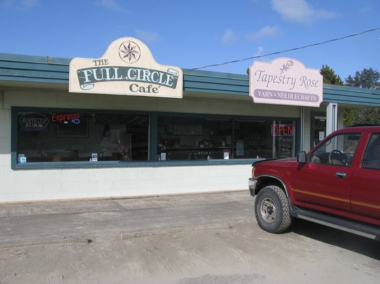 Full Circle Cafe: The Full Circle Café