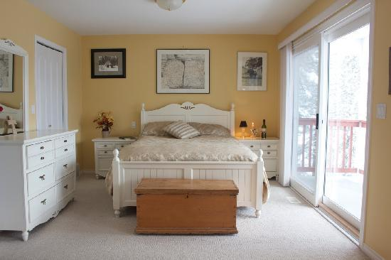 Livingstone Lavender Farm B & B: Hidcote Suite