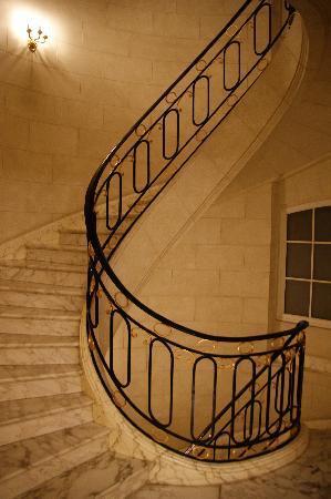 Alvear Palace Hotel: Impressive architecture