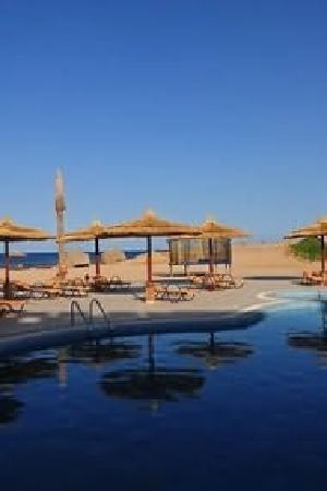 Hotel Coral Sun Beach Resort : beach