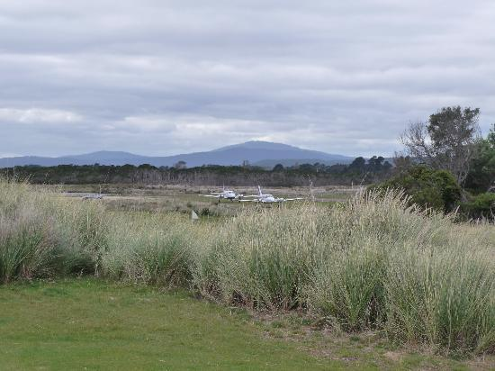 Barnbougle Lost Farm: Views to die for.
