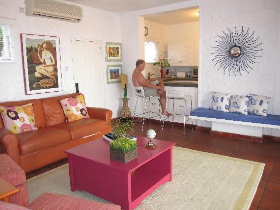 Mount Cinnamon Resort & Beach Club: villa