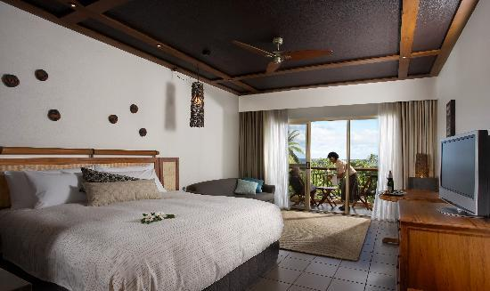 Outrigger Fiji Beach Resort: Internal room shot