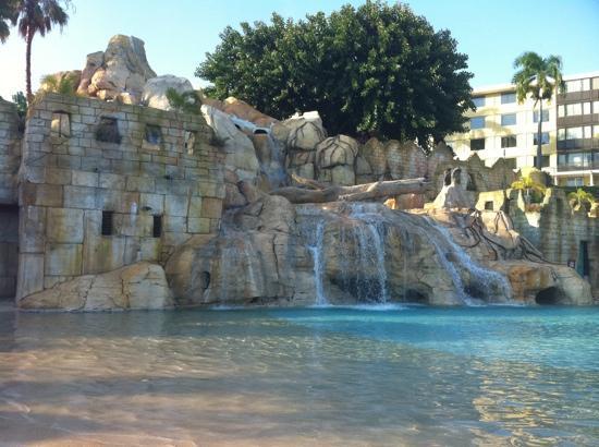 Mayaguez Resort & Casino : una de tantas picinas