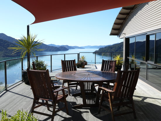 Photo of Okiwa Bay Lodge Picton