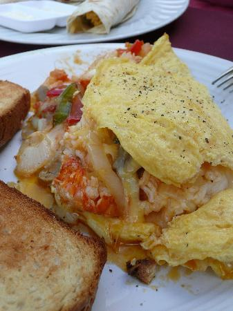 Lobster Pot: Lobster Omlet