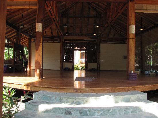 Pranamar Villas and Yoga Retreat: Yoga Shalah