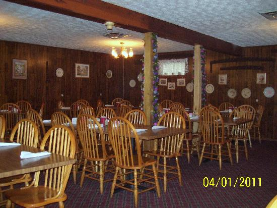 Wild Bear Inn: restaurant