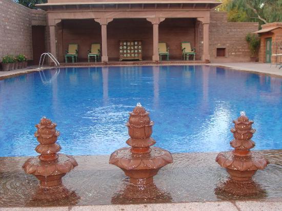Ratan Vilas: Pool Sit Out