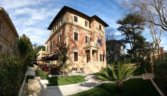 Villa dei Platani Boutique Hotel & Spa: L'hotel