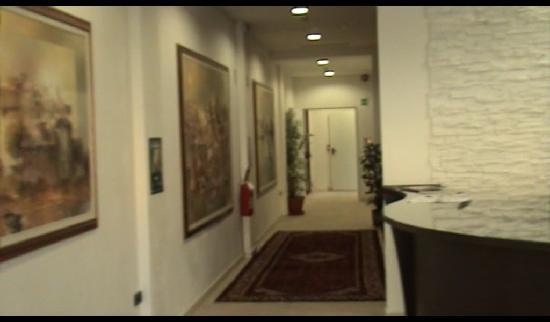 Adria, Italie : Giriş Koridoru