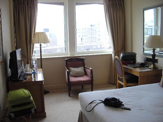 Royal Lancaster London: habitacion superior