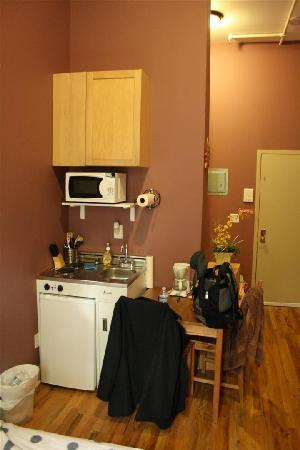 Harlem Bed and Breakfast: My room