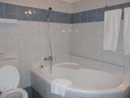 Hotel Kalvin House: la salle de bain
