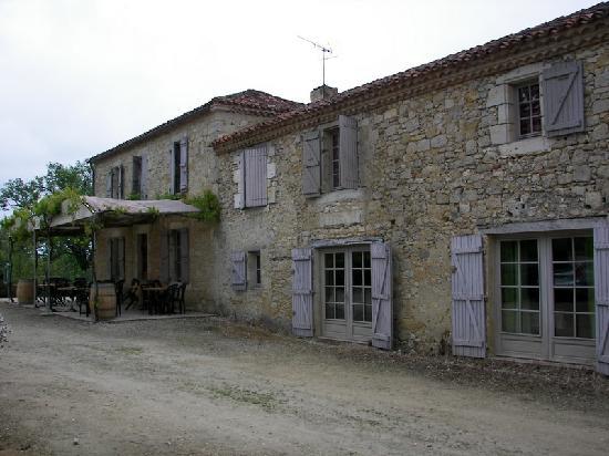 Auberge de Larressingle : L'auberge de Larrasingle
